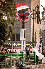 Tahrir Square December 2011