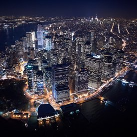 New York City | Prints aerials