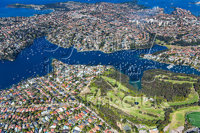 Northbridge to Mosman