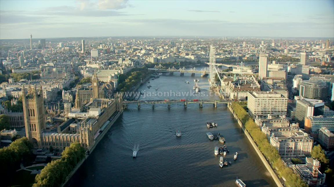 London 4K Footage images