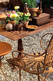 Le Brocanteuse