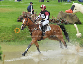 Blyth Tait and XANTHUS III - Event Rider Masters CIC***