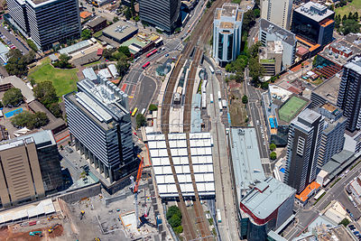 Parramatta Transport Interchange