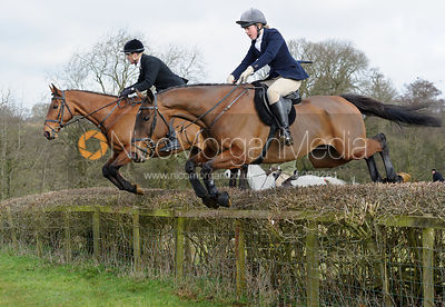 The Belvoir Hunt at Goadby Marwood 5/3 photos