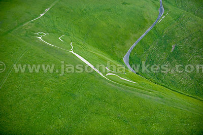 The Uffington White Horse, Oxfordshire