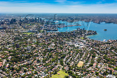 Double Bay and Edgecliff