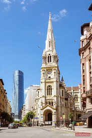 Church of San Jose, Bilbao, Basque country, Spain