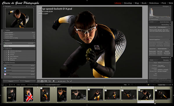 Introduction to Adobe Lightroom photos