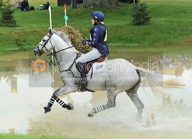 Gina Ruck and REHY TOO - CCI***U25 - EquiTrek Bramham International Horse Trials 2016