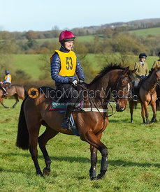 Jack Quinlan - The Melton Hunt Club Ride