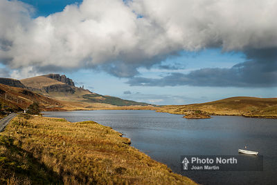 ISLE OF SKYE 20A - The Old Man of Storr