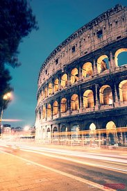 Night at the colosseum II