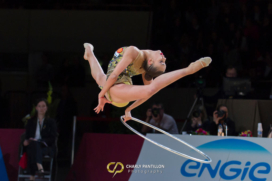 Margarita Mamun, Olympic Champion in Rhythmic Gymnastics Rio 2016