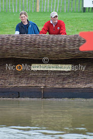 - Mitsubishi Motors Badminton Horse Trials 2008