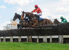 Jumping the open ditch