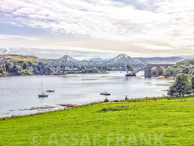 Connel Bridge photos