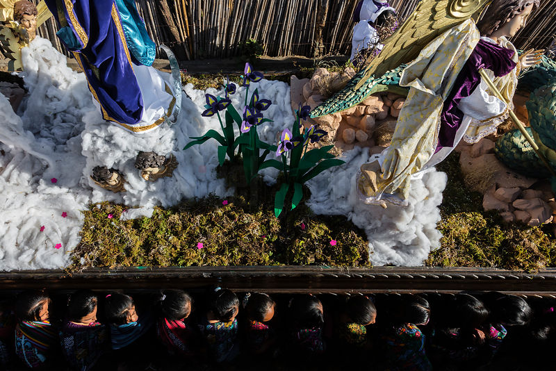 Easter Holy Week Procession