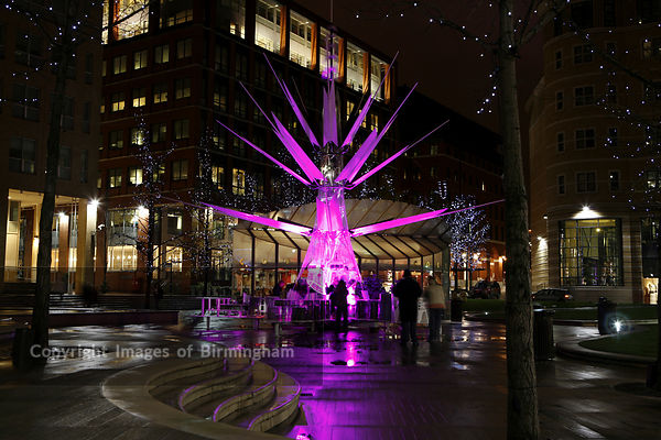 Brindleyplace and art