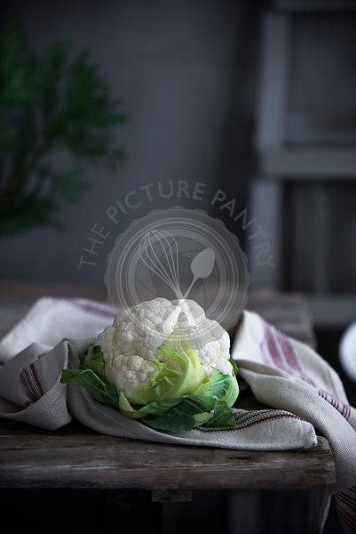 Cauliflower, seasonal vegetable
