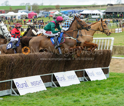 The Cottesmore at Garthorpe 26/2 photos