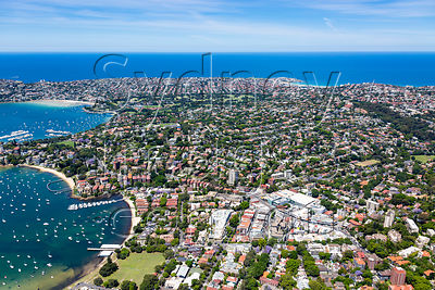 Double Bay and Bellevue Hill