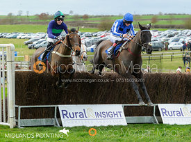 Race 3 - Mens Open - The Cottesmore Point-to-point 26/2