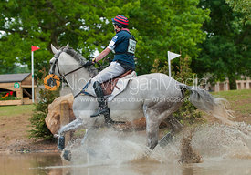 Hector Payne and Jolly Jake, Subaru Houghton International Horse Trials, May 2011