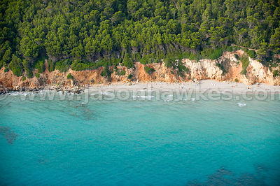 Coast near Sant Tomas, Menorca, Spain