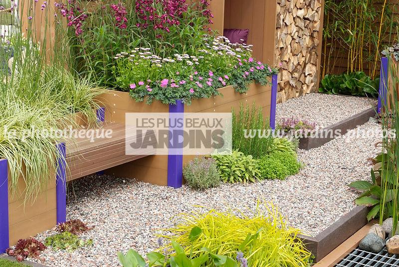 la phototh que les plus beaux jardins petit jardin de. Black Bedroom Furniture Sets. Home Design Ideas
