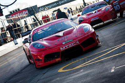 2010 British GT - Donington photos