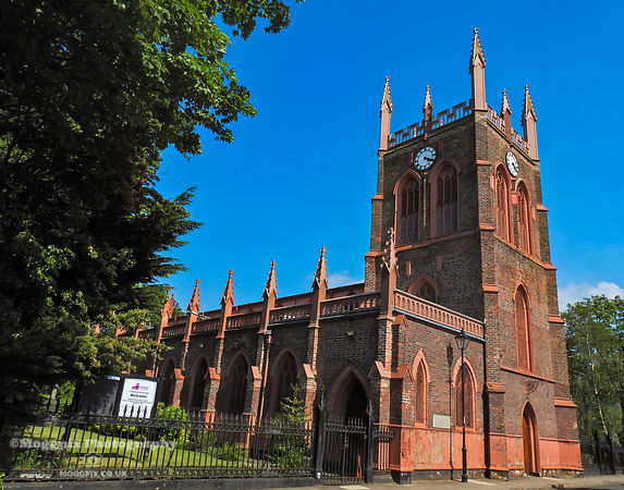 St Michael-in-the-Hamlet Church, Liverpool