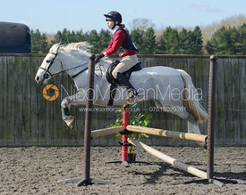 Class 2 - 70cm - Cottesmore Pony Club Eventer Trial 25/3/16