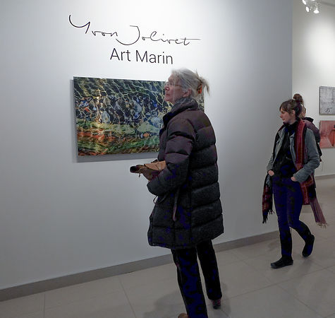 Galerie d'art Léonard-Parent Rimouski (Québec) avril 2017 Exposition, photographies