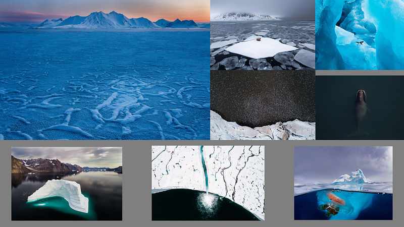 This series of 8 images was awarded 3rd prize in Climate & Environment category in the Norwegian Press Photographer of the year 2017 (Årets Bilde 2017)