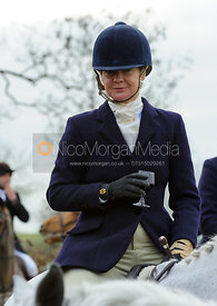 Kate Reardon - The Cottesmore Hunt at Hill Top Farm 10/12/13