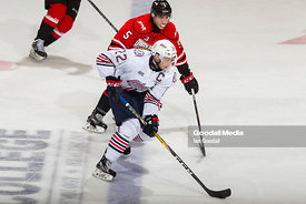 Oshawa Generals vs Owen Sound Attack on November 4, 2016