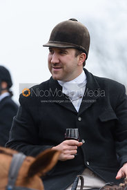 Russell Cripps at the meet at Barleythorpe 6/12