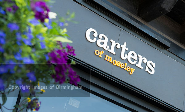 Carters restaurant, Moseley, Birmingham