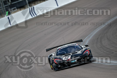 British GT - Rockingham photos