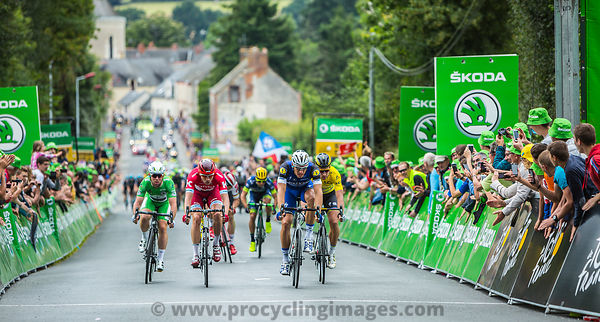 The Sprint - Tour de France 2016