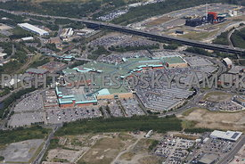 Sheffield Meadowhall centre Don Valley
