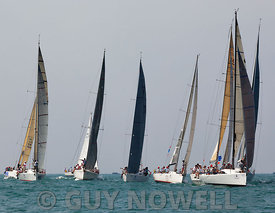 St Regis China Coast Regatta 2013 -  Race day 1 - IRC 2 start
