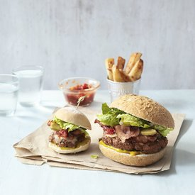 Burgers and Sliders photos