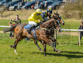 Joanna Hewitt (SMITHS HILL) - Race 1 Novice Riders - The Belvoir Point-to-point 2017