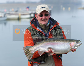 Fly fishing on Rutland Water with Active Magazine