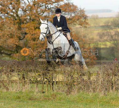 The Quorn Hunt at Barrowcliffe Farm 1/12 photos