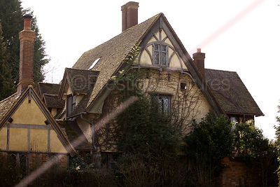 Half Timbered House in Hertfordshire