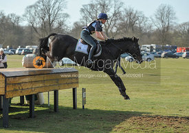 Vittoria Panizzon and ROCK MODEL - Belton Horse Trials 2012