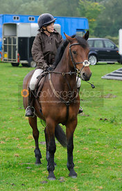 Lara Weatherby - The Cottesmore Hunt at Marefield 26/8