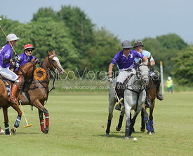 Action from the Assam Cup Final - Los Chinos vs. Three Oceans CANI - 30th June 2013.